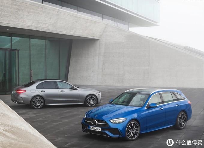 新车速递:全新一代奔驰C级正式发布