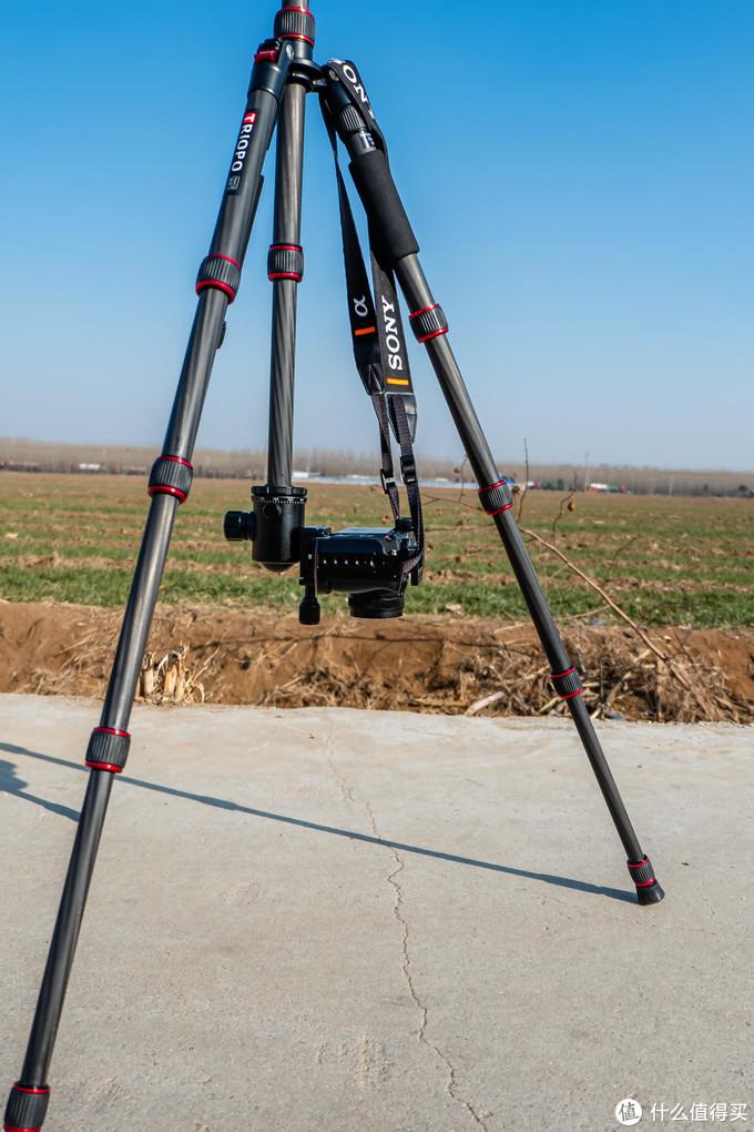 入门级碳纤维三脚架的高性价比之选—捷宝853pro三脚架体验分享