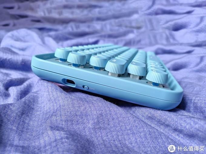 黑苹果甜食系机械键盘——雷柏ralemo Pre 5晒物