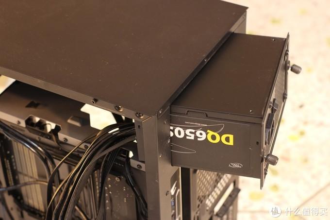 金牌非模组也有十年保,质量为先,性价为王的九州风神DQ650ST