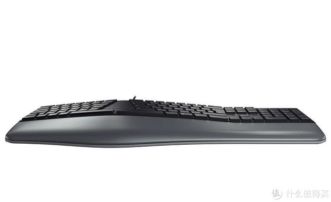 樱桃Cherry 发布 KC4500 ERGO 人体工学键盘