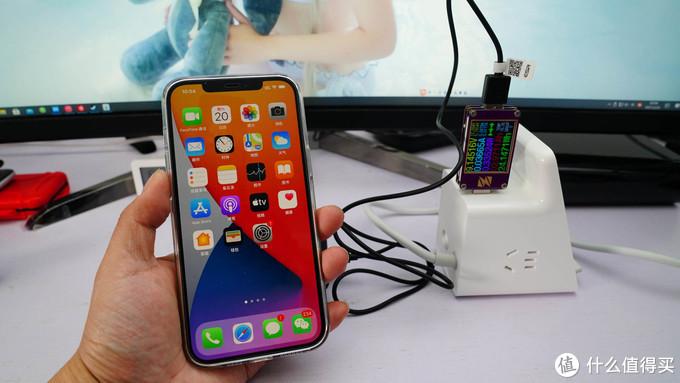 给老婆的礼物,iPhone 12 Pro Max搭配的亿色车载磁吸无线充支架