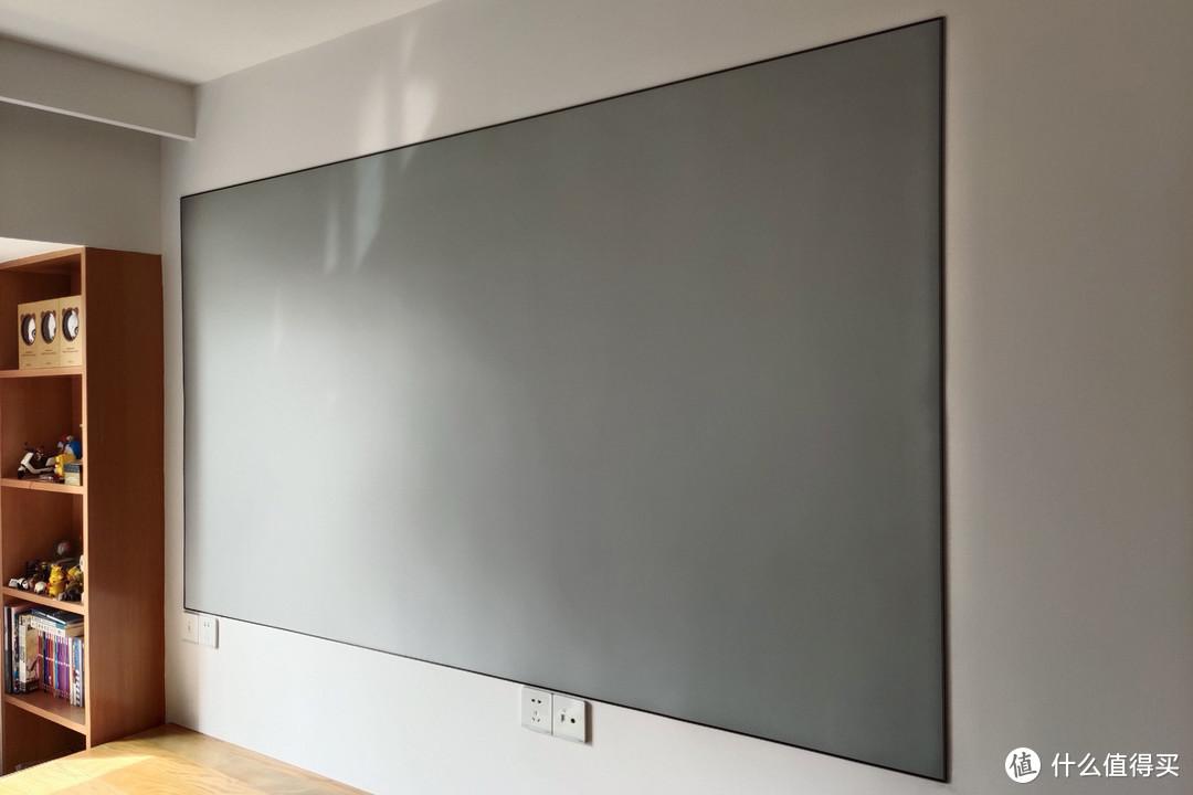 抛弃客厅近两万的电视,搞了这百寸光学屏,只为宅家更舒服的看遍春节档电影
