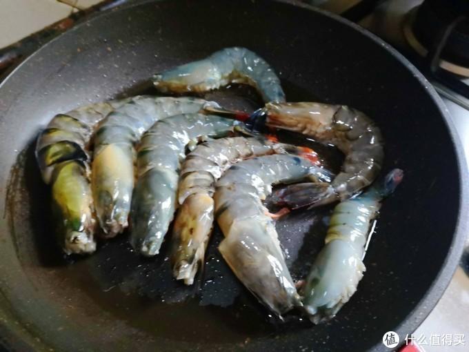 家常菜之虎皮虾