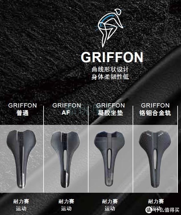 """""""休闲骑""""专用坐垫:Shimano PRO GRIFFON 系列坐垫"""
