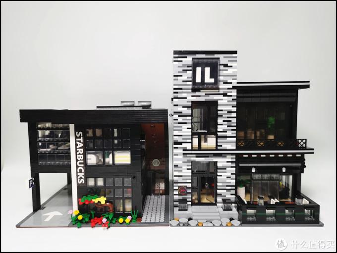 模块式街景,每个都可以拿出来做小场景 宇星模王酒吧