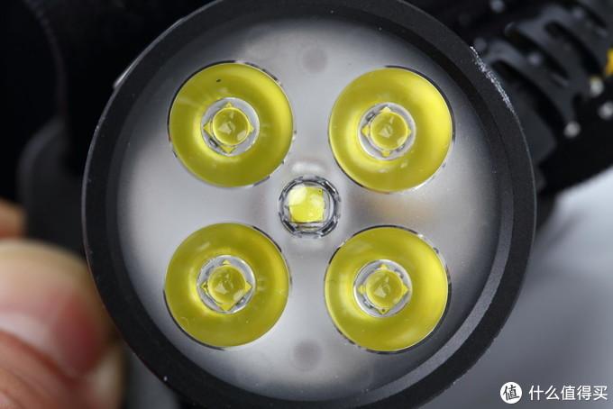 无线遥控黑科技 NITECORE HU60变焦头灯