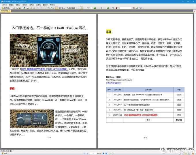 PDF2Word在线工具服务盘点暨我对SMZDM的一点新年愿望