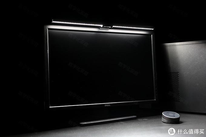 有了它就有了一个独立的光空间?明基ScreenBar Halo第三代显示器挂灯体验