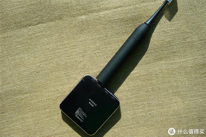 更加专业的电动声波牙刷:同同家T9U体验
