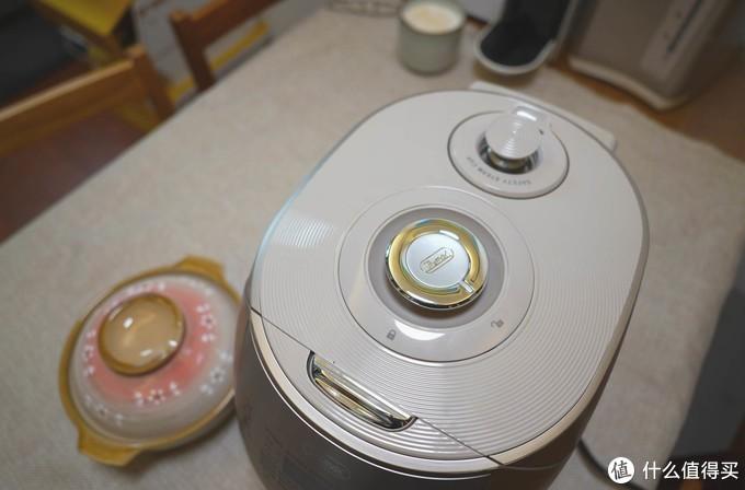 蔗浆菰米饭,蒟酱露葵羹--膳美师IH水光米饭压力电饭煲