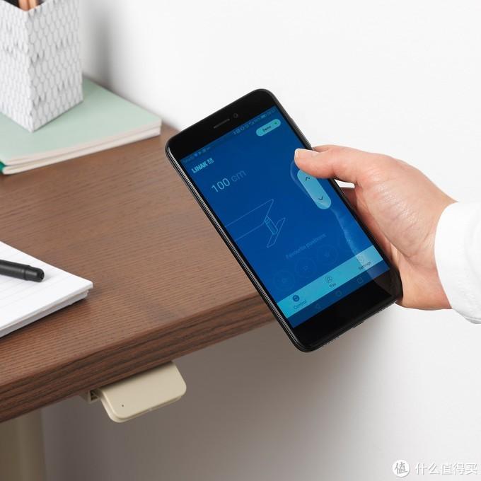 升降控制器和 Desk Control App