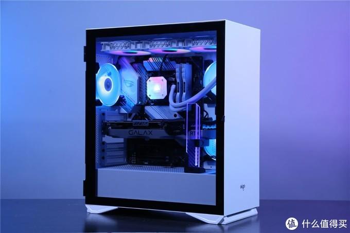 给1060钉子户一个换卡的理由,RTX3060金属大师MAX OC显卡装机实测