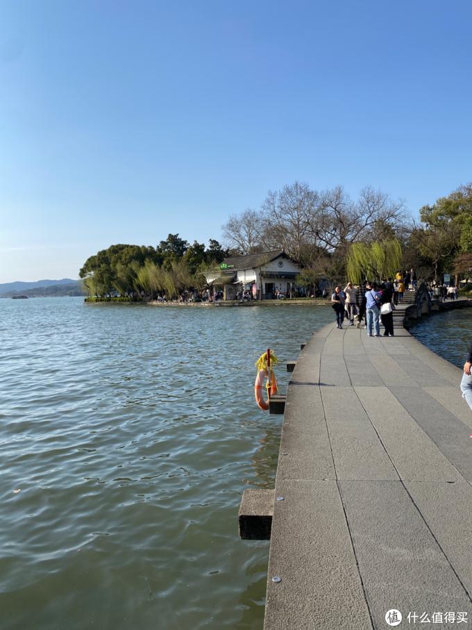 坐地铁游杭州:西湖/涌金公园(一号线定安路)