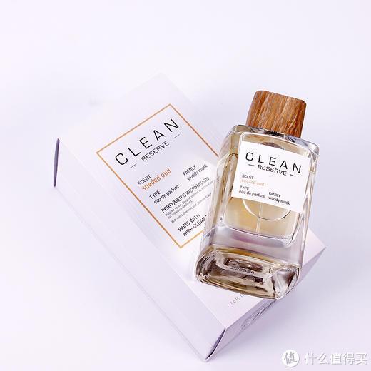 Clean 私藏系列 麂皮乌木 比较暖甜清新的乌木香水