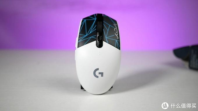罗技G304 英雄联盟KDA定制游戏鼠标