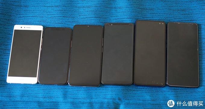 2021怀旧晒图,记录一下多款手机使用印象