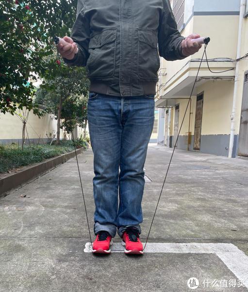春节过后轻松减肥,解油腻我就靠它啦:咕咚智能跳绳体验