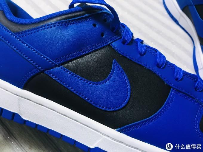 Nike Dunk 皇家蓝开箱,人生中第一双Dunk抢到还得看手速!