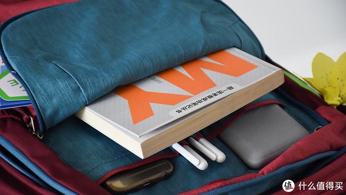 多特DEUTER GIGA商务电脑包:超大容量 舒适背负