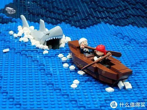 """用乐高积木还原《海贼王》七武海原型""""海盗之王""""亨利·摩根的故事"""