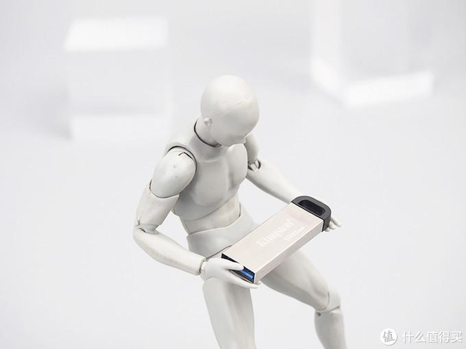 【风竹】轻巧迅捷·迷你资料库-金士顿DTKN金属U盘开箱