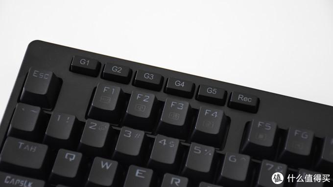 黑曼巴GI801机械键盘体验丨平价级电竞利器