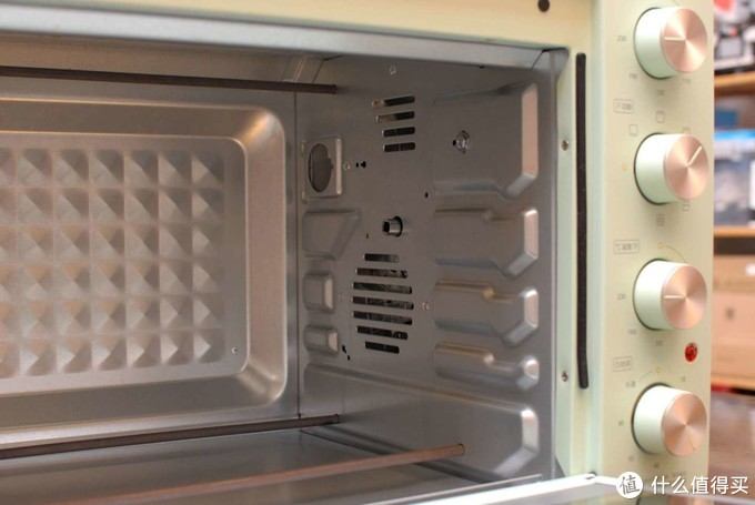 复古民宿风,颜值担当的美食神器:东芝电烤箱VD6350