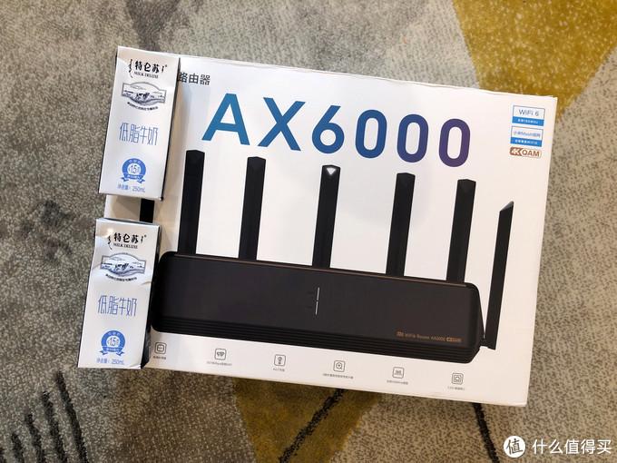 2.5G内网的最后一块拼图,AX6000入手快速分享