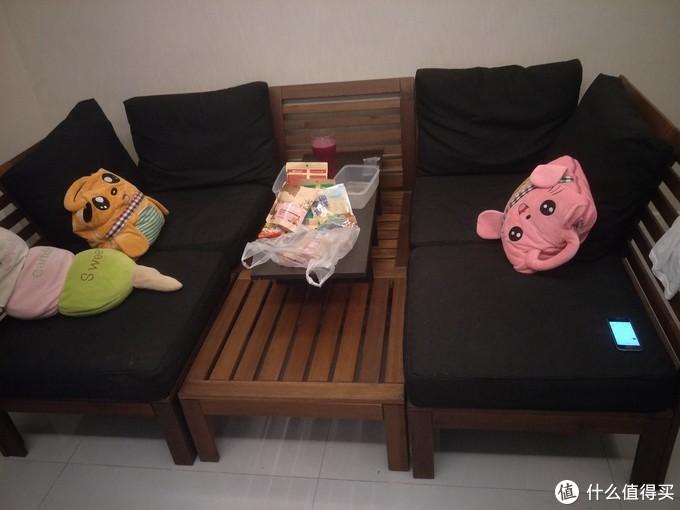猪胖的婚后生活之沙发篇