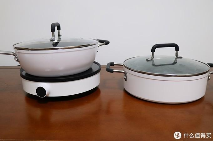 煎炸煮一个锅搞定:知吾煮平底炒锅