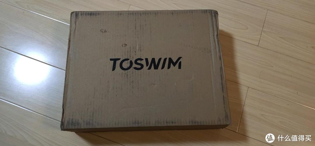 附带真人试穿秀,99元福袋盲盒购入的拓胜长袖泳衣套装拆箱体验汇报