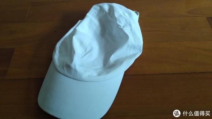 迪卡侬跑步帽