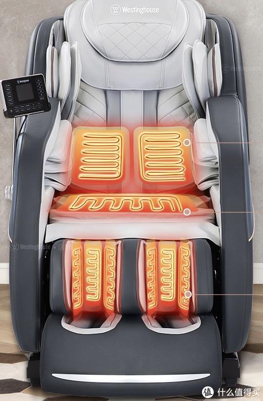 按摩椅怎么选?万元档位一步到位!西屋S500按摩椅体验