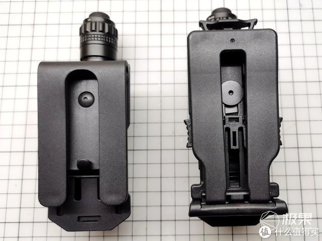 纳丽德(NEXTORCH)-V61手电筒快拔套 --战术搭配选择