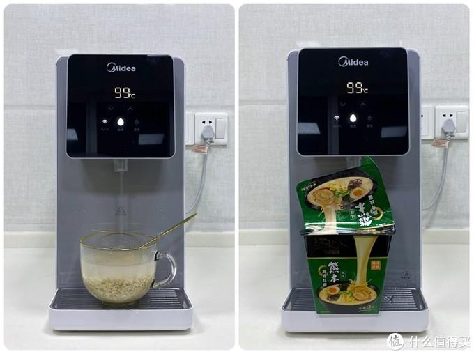 原废分离,零混水!美的即热净饮机使用体验,健康生活从饮水开始