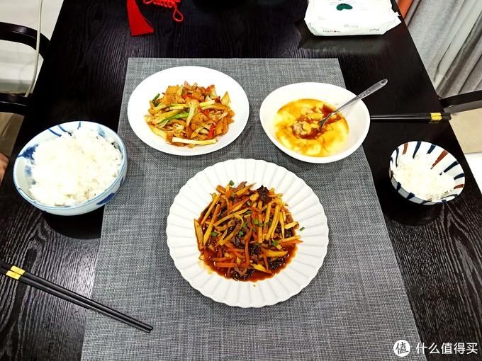 给儿子做的3道菜,个个好吃全光盘,网友:难怪身高1米78