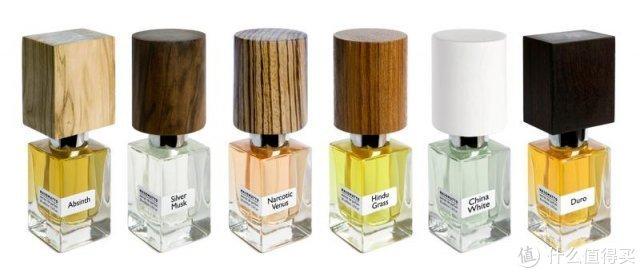 纳斯马图 中国白瓷 小众脂粉中性香水