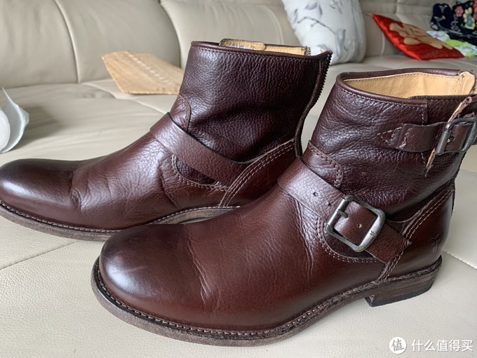 倒叙新入boot第二双——frye tyler engineer开箱