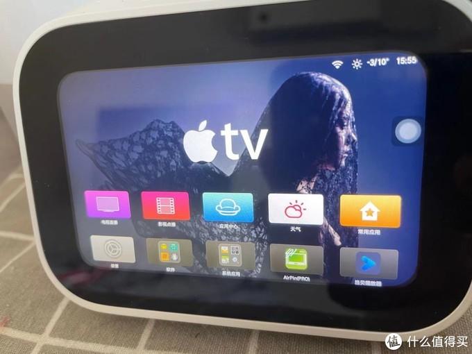 桌面小摆件OR桌面智能小电视,小爱触屏音箱刷机