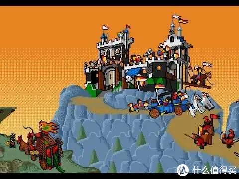 仅运营了一年多的乐高大型网游你知道吗?第一款乐高游戏是哪个?带你回顾乐高游戏之路