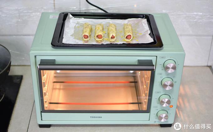 居家烧烤烘焙利器,东芝VD6350电烤箱:每个人都是食神