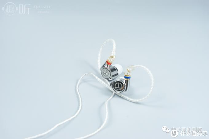 TRN TA1 双单元圈铁 入耳式耳机
