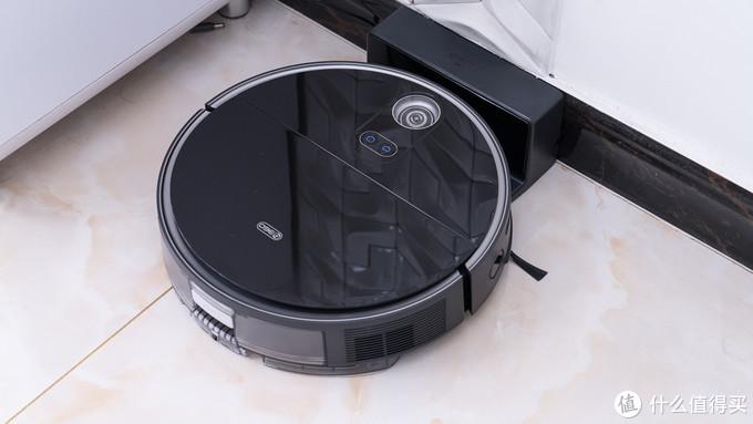 这个扫地机是平的!三目激光雷达矩阵的360 X100 MAX好用吗?