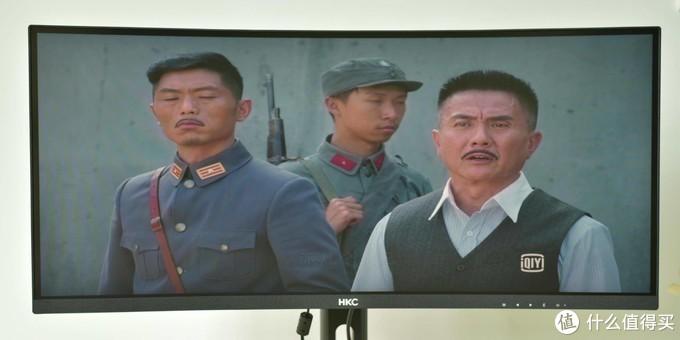HKC   CG301QL显示器简评,超窄边框搭配曲面屏,颜值与实力共存