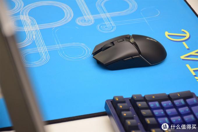 平替罗技GPW,黑爵i309PRO无线双模游戏鼠标分享