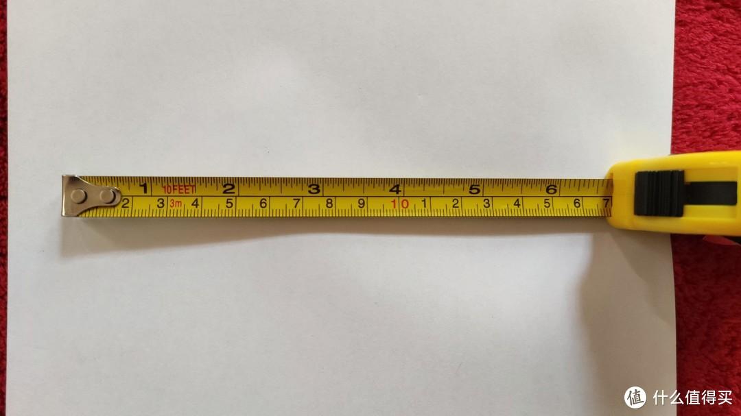三木3米双制动锁定钢卷尺