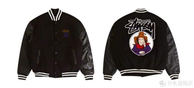 Joker Varsity Jacket (1991)Zulu Mask Varsity Jacket (1990)