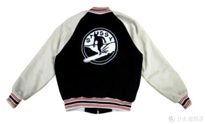 Surfman Varsity Jacket (1991)