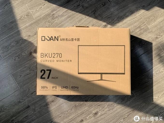 599元4k60Hz27寸的国产瑕疵显示器神车,我是赚了还是亏了?